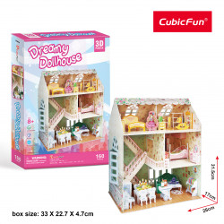 Dreamy Dollhouse