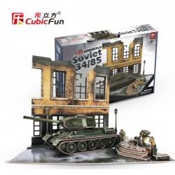 Soviet T34/85