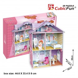 Little Artist's Dollhouse  (gran)