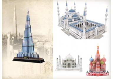Arquitecturas Famosas (Grande)