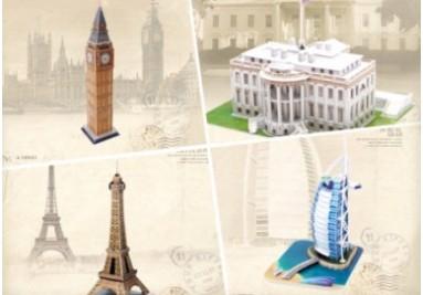 Arquitecturas Famosas (Mediano)